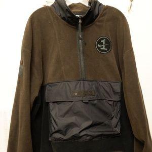 Nike Sportswear AF1 Half-Zip Fleece Anorak Sweater